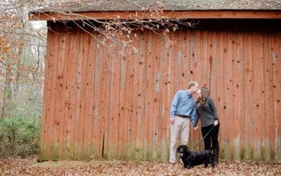 Grace & Matt / Athens, Georgia